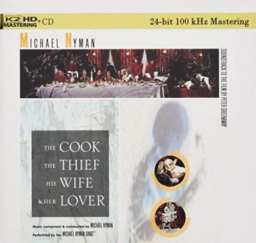 The Cook, The Thief, His Wife and Her Lover (Original Soundtrack)