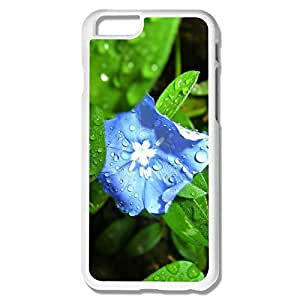 Fashion Flower Plastic Case Cover For IPhone 6