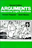 Arguments : Deductive Logic Exercises, Pospesel, Howard and Marans, David, 0130458805