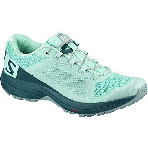 Salomon XA Elevate Trail Running Shoe - Women's Beachglass/Reflecting Pond, US 5.5/UK 4.0 by Salomon