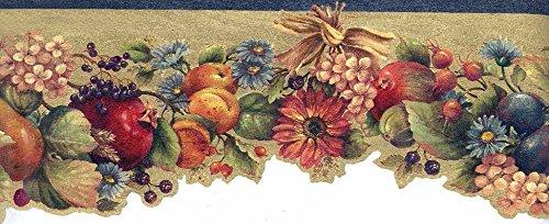 fruit border wallpaper - 9