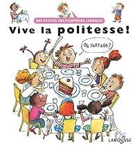 Vive la politesse ! par Françoise de Guibert