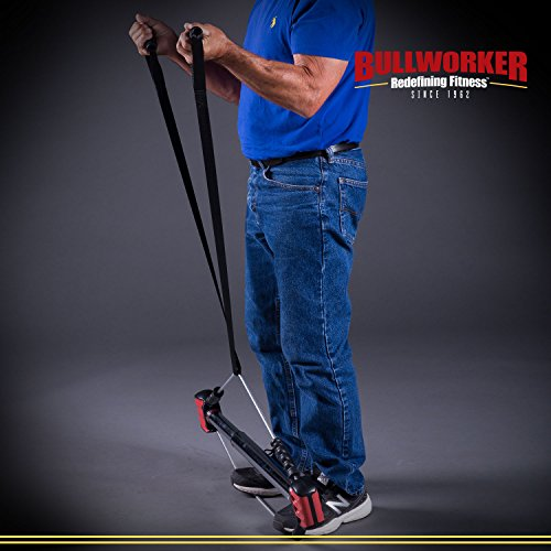 """Bull Worker Exercises: Bullworker 36"""" Bow Classic -Full Body Workout- Compact"""