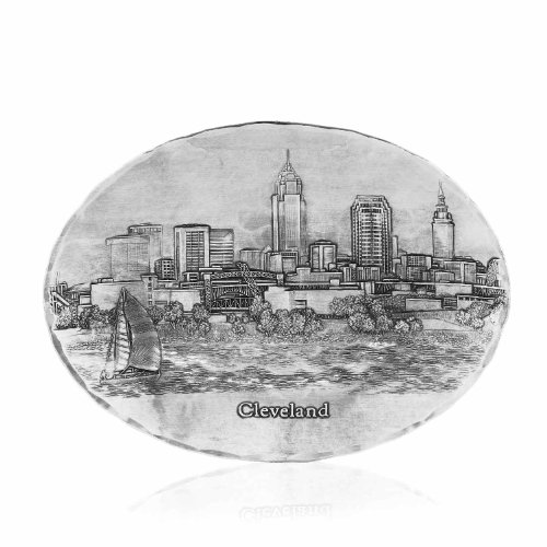 Wendell August Forge Cleveland Oval Dish, Small, -
