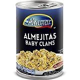 Altamar - Almejas Baby, 410 g (Pack de 2)