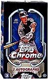 MLB 2014 Topps Chrome Hobby Baseball box