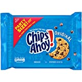 #9: Chips Ahoy! Chocolate Chip Cookies, Party Size, 25.3 Ounce