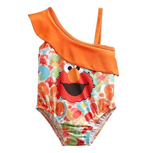 Sesame Street 7A7729 Toddler Swimsuit