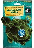 Sergeant's Protected Wildlife Series Regular Dog Toy, Marine Animal Type Varies, My Pet Supplies