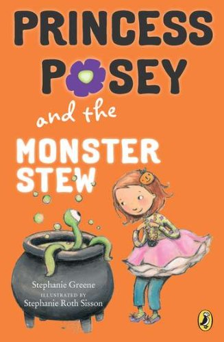 Princess Posey and the Monster Stew, Books Central