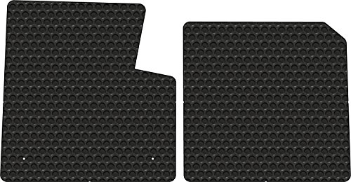 - Western Star Truck Black Rubbertite All-Weather Floor Mats by Lloyd's - 2 Piece Cab Fronts - Fits 4900 & Constellation