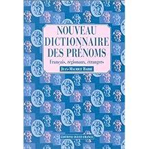 NOUVEAU DICTIONNAIRE DES PRENOMS
