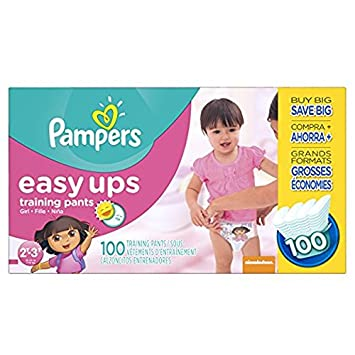 6001a3f089a Amazon.com  Pampers Easy Ups Training Pants Pull On Disposable ...