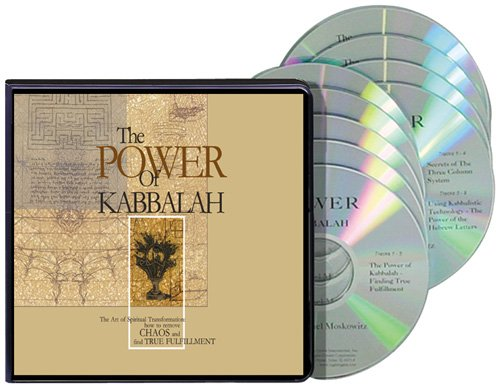 The Power of Kabbalah: The Art of Spiritual Transformation: How to Remove Chaos and Find True Fulfillment
