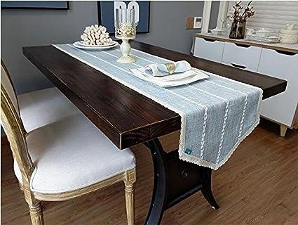 Arredamento Moderno Chic : Rart burplap tovaglia breve tovaglia tavolo da pranzo moderno