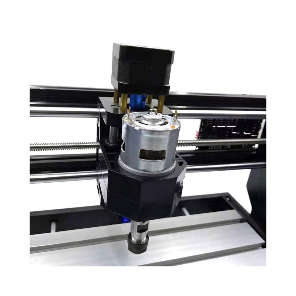 CNC CNC 3018 Pro Max Upgrade Version PCB Graviermaschine GRBL Commande 3 axes DIY Routeur en bois avec tige dextension ER11 5 mm