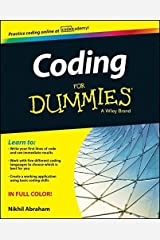 Coding For Dummies (For Dummies (Computers)) by Nikhil Abraham (2015-02-24) Paperback
