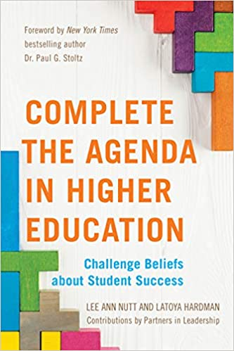Amazon.com: Complete the Agenda in Higher Education ...