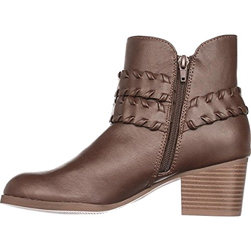 Style & Co. Womens Dyanaa Closed Toe Ankle Fashion Boots, Barrel, Size 7.0 by Style & Co. (Image #1)