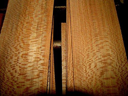 16 Thin KILN Dried Sanded QUARTERSAWN Sycamore Lumber Scroll 12