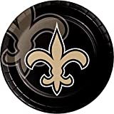 Creative Converting New Orleans Saints Dinner Plates, 24 ct