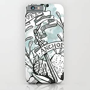 Society6 - Love Is An Anchor iPhone 6 Case by Jewelwing