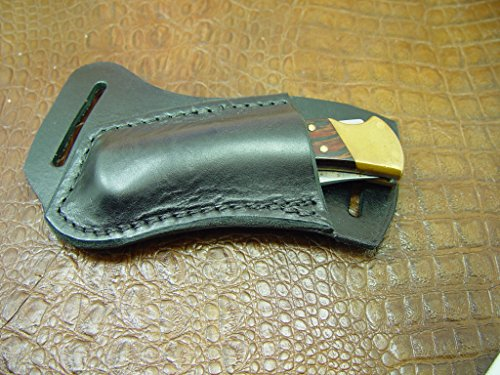 custom-left-hand-cross-draw-knife-sheath-for-a-buck-110-knife-the-sheath-is-made-out-of-buffalo-hide