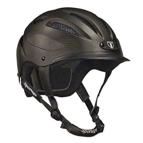Tipperary Sportage 8500 Riding Helmet MD Cocoa