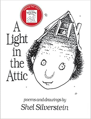 A light in the attic book cover