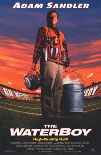 amazon com the waterboy 11 x 17 movie poster style b