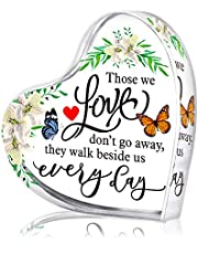 """WHATSIGN Sympathy Gift,4"""" Memorial Gift for Loss of Mother or Father, Bereavement Gift,in Memory of A Loved One,Condolence Gifts for Loss of Loved One,Grieving Gifts"""