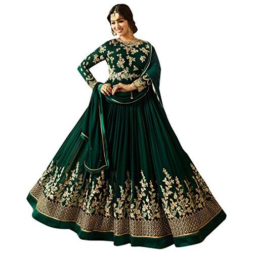 Eid Special Offer Green Color Designer Dress Maßanfertigung Custom ...