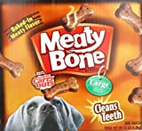 Meaty Bone Dog Biscuits, Large, 15 Pound, My Pet Supplies