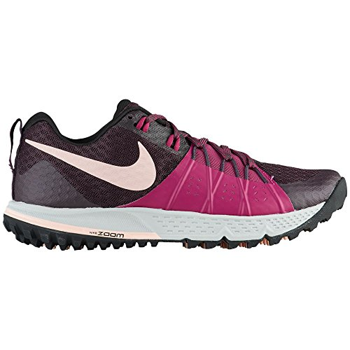 discount the cheapest extremely for sale NIKE WMNS Air Zoom Wildhorse 4 Womens 880566-601 Port Wine/Sunset Tint-tea Berry clearance get to buy Manchester FotLI7