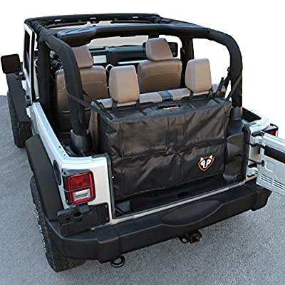 Rightline Gear 100J72-B Jeep Trunk Storage Bag, Black: Automotive