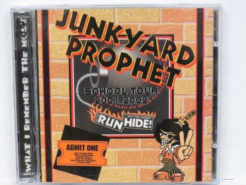 Junkyard Prophet-What I Remember Most-2CD-FLAC-200X-FATHEAD Download