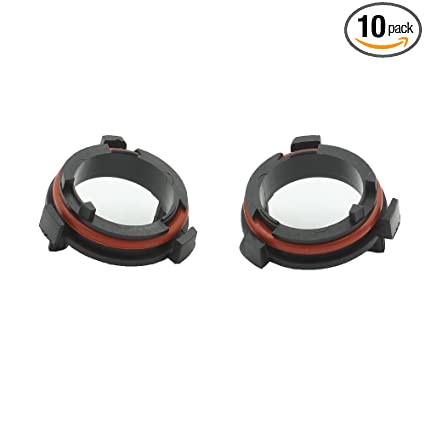 HOLDCY H7 LED Headlight Bulb Clips Holder Socket Base Adapter For Opel Vauxhall Astra G Aglia