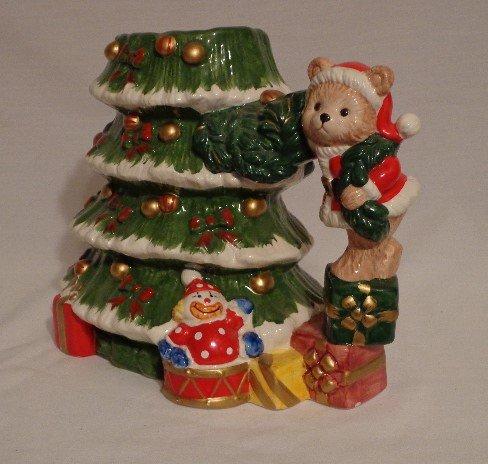 SANTA CLAUS CHRISTMAS TREE PITCHER ()