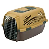 Petmate Pet Taxi Fashion Intermediate, Wheat/Coffee
