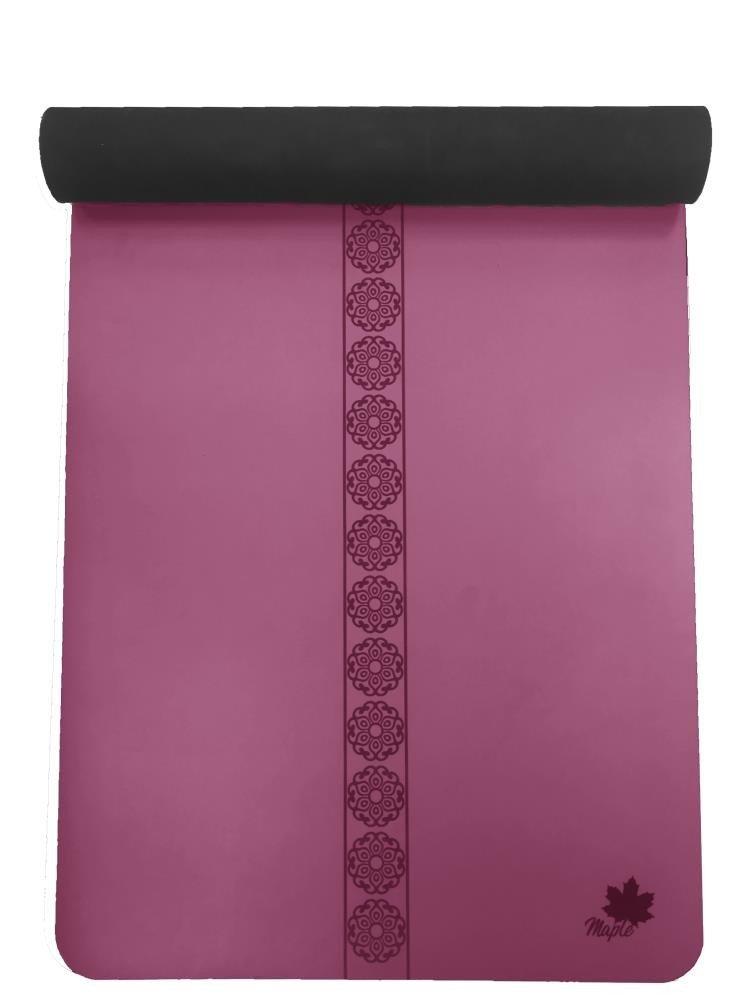 Ahorn Yoga Path Ausrichtung Yogamatte (4,5 mm)
