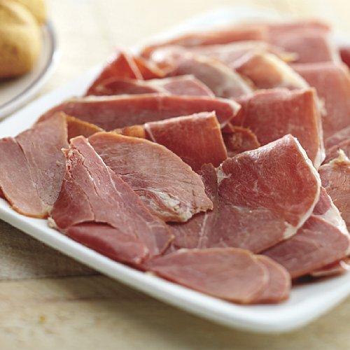 Sliced Genuine Smithfield Ham (Four 8 oz. - Smithfield Hams Country