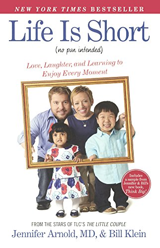Life Is Short (No Pun Intended): Love, Laughter, And Learning To Enjoy Every Moment (Turtleback School & Library Binding Edition) by Turtleback Books
