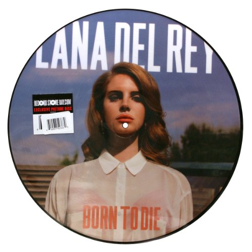 Lana Del Rey: Born To Die Picture Disc LP