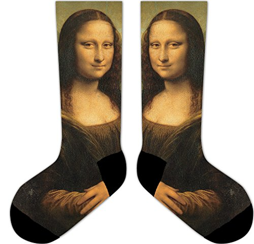 Vinci Painting Polyester Moisture Wicking