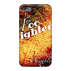 MansourMurray Iphone 6 Best Cell-phone Hard Cover Support Personal Customs Attractive Foo Fighters Pattern [BWe14529JSCx]