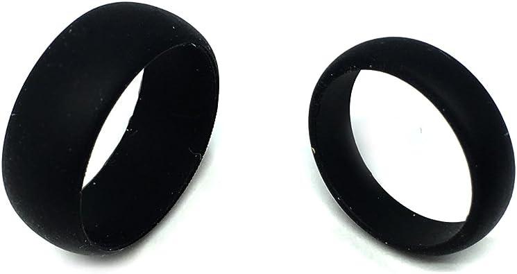 FashionBros FB-SILICON-LADIES6MM-MEN8MM-BLACK product image 2