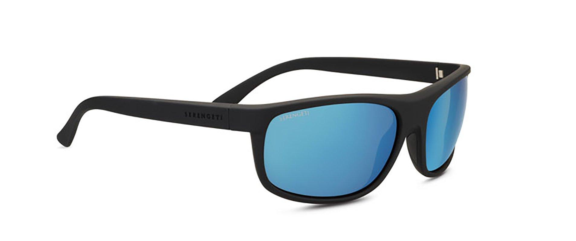 Serengeti Alessio Sunglasses, black Blue by Serengeti (Image #1)