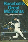 Baseballs Great Monuments, Outlet Book Company Staff, 0517286009