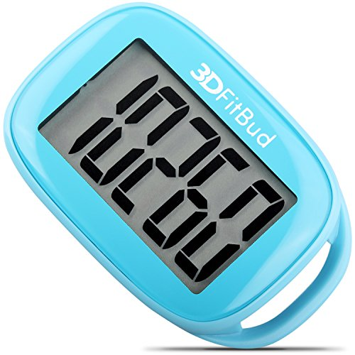 3DFitBud Simple Step Counter