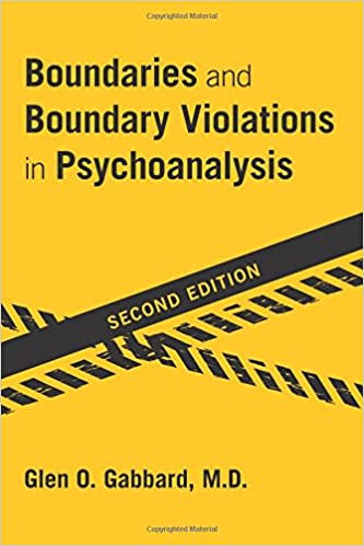 Boundaries and boundary violations in psychoanalysis boundaries and boundary violations in psychoanalysis 2 revised edition fandeluxe Choice Image